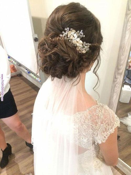 Wedding Hair Bun-6