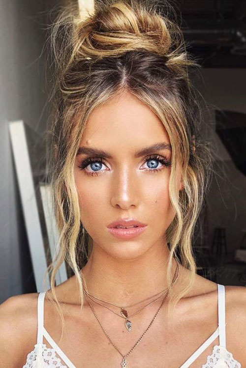 Alternative Hairstyles for Wavy Hair You Should See