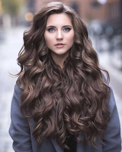 Long Curly Hairstyles for Women-10