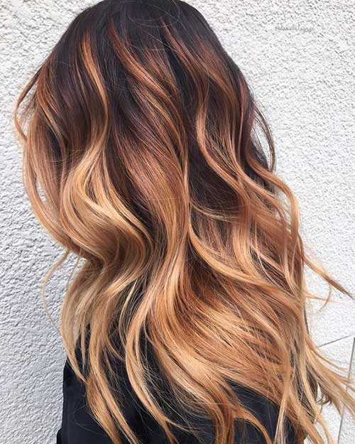Balayage Hairstyles for Ombre Hair-11