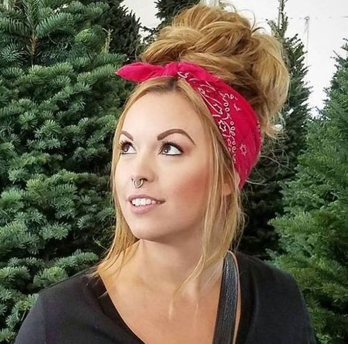 Headband Hairstyles-15