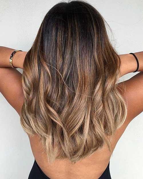 Hairstyles for Ombre Hair-16