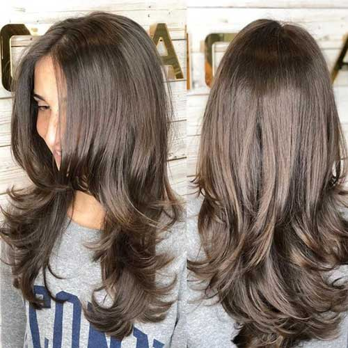 Layered Haircuts for Women-18