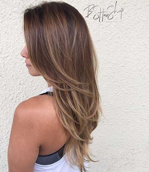 Layered Haircuts for Women-19