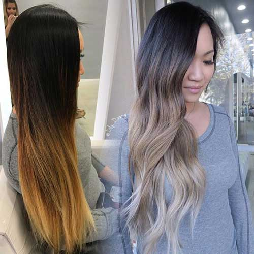 Hairstyles for Ombre Hair-20