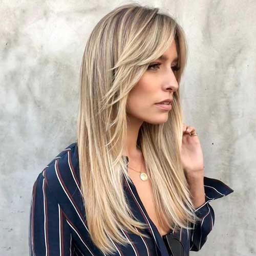 Layered Haircuts for Women-21