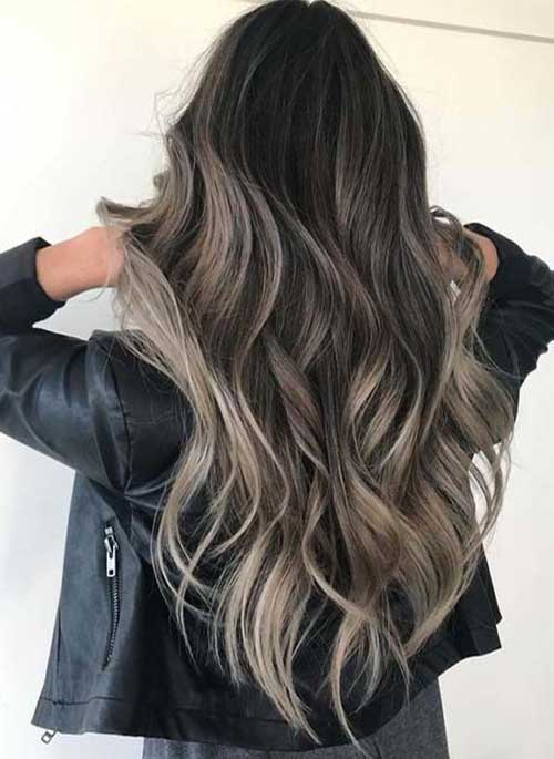 Hairstyles for Ombre Hair-21