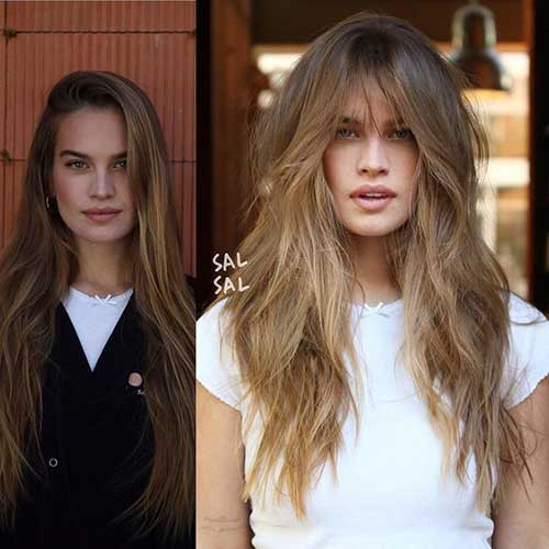 Layered Haircuts for Women-22