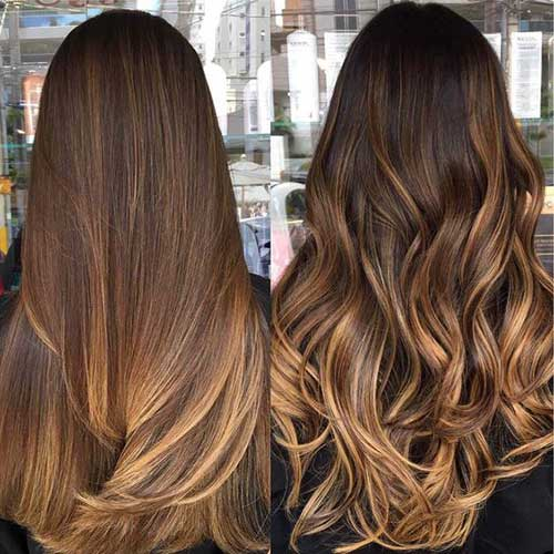 Hairstyles for Ombre Hair-24