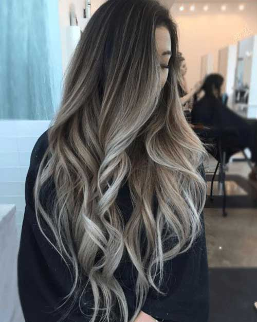 Hairstyles for Ombre Hair-25