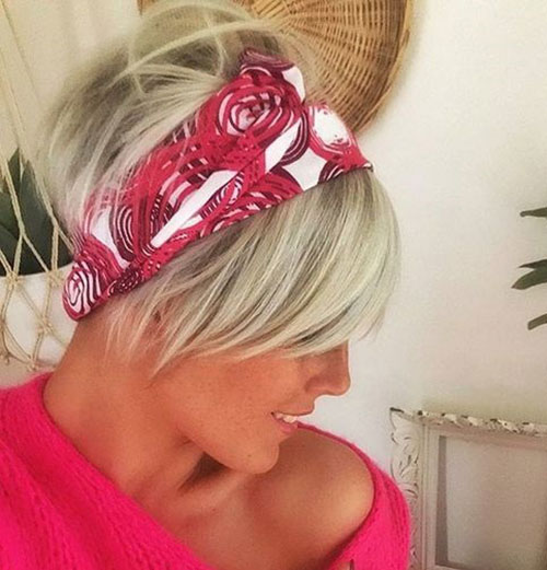 Cute Headband Hairstyles-9