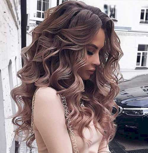 35 Latest Curly Hairstyles for Women