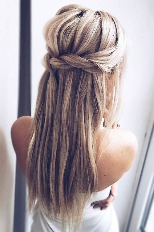 15+ Long Straight Hairstyles for Women | Hairstyles and Haircuts | Lovely-Hairstyles.COM