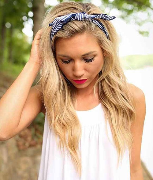 20 Cute Headband Hairstyles for Women