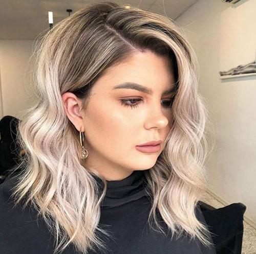 Medium Wavy Hairstyles 2019