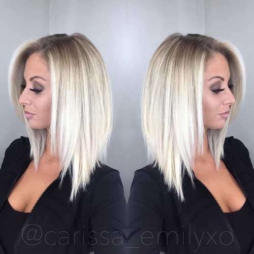 Long Bob Cut Hairstyle-11