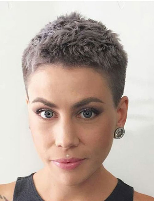 Short Pixie Cuts 2019-11