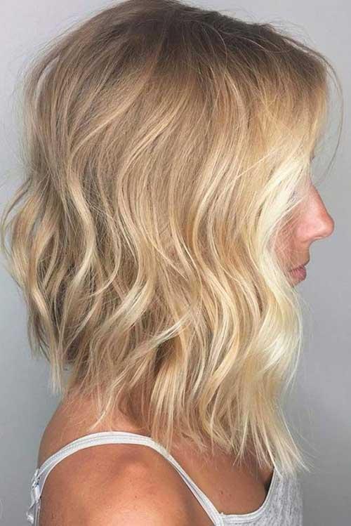 20 Super Long Bob Cut Hairstyle Hairstyles And Haircuts