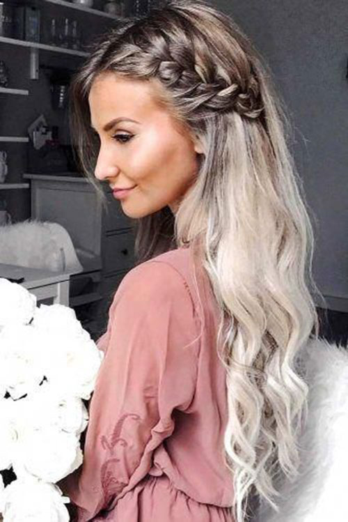 Braided Hairstyles for Blonde Hair-18