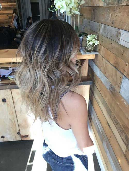 Long Bob Cut Hairstyle-19