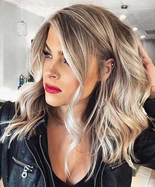 Long Bob Cut Hairstyle-20