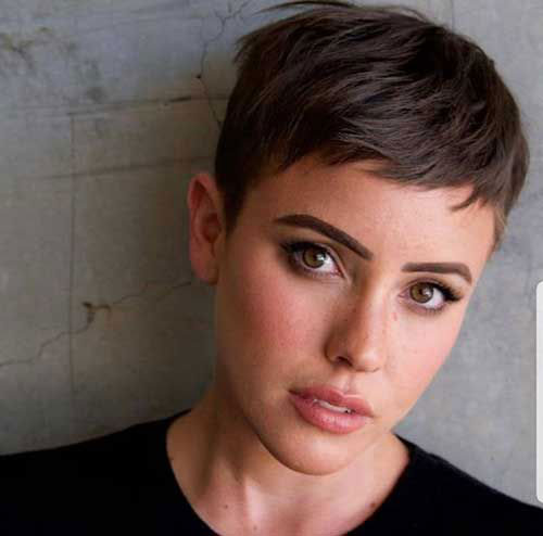 Short Pixie Cuts 2019-22