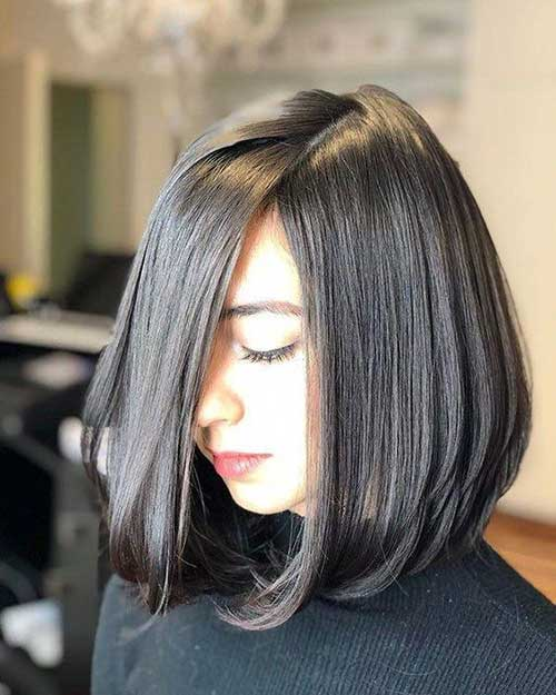 Long Bob Cut Hairstyle-8