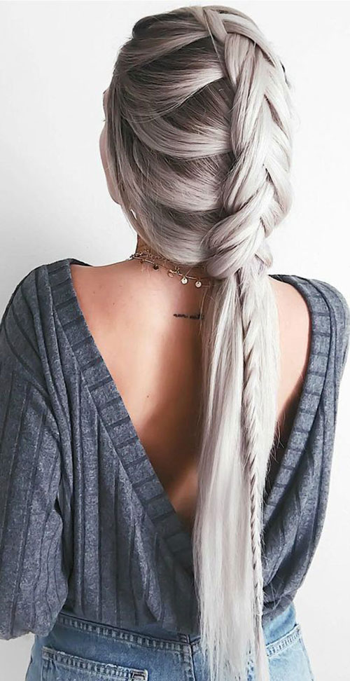 Braided Hairstyles for Blonde Hair-9