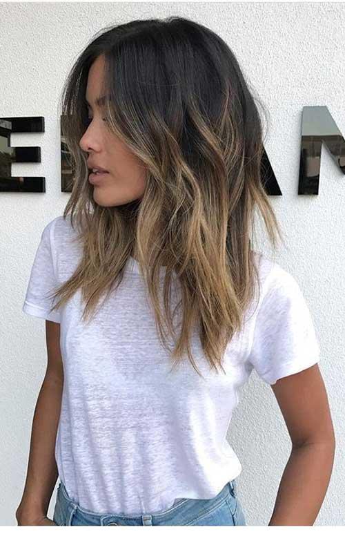 Long Bob Cut Hairstyle-9