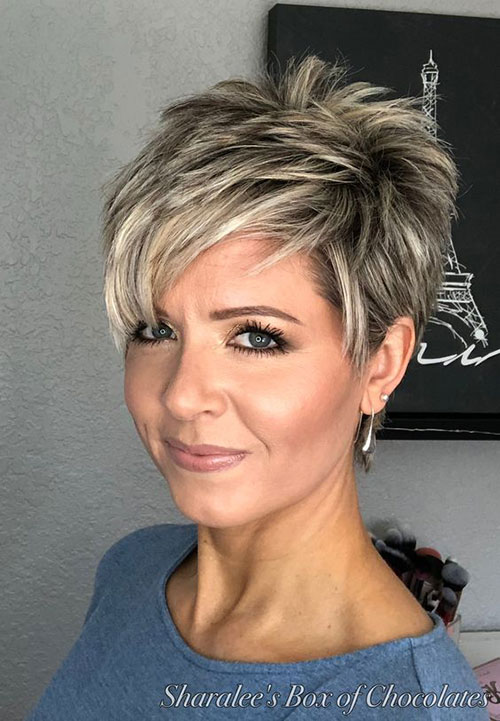 Short Pixie Cuts 2019-9