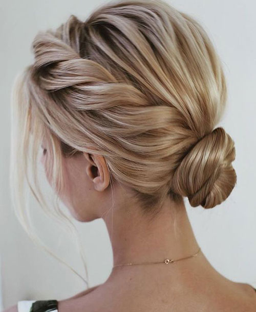 20 Cute Blonde Hairstyles with Braids
