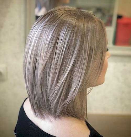 20 Super Long Bob Cut Hairstyle