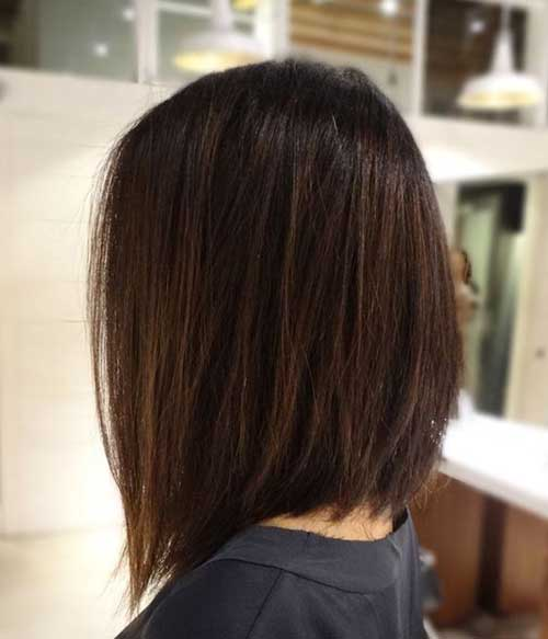 Long Bob Haircut 2019