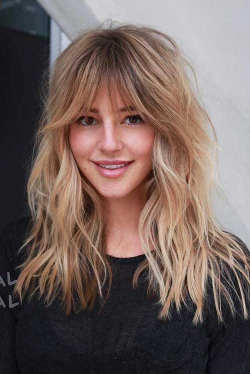 Haircstyles with Bangs-10