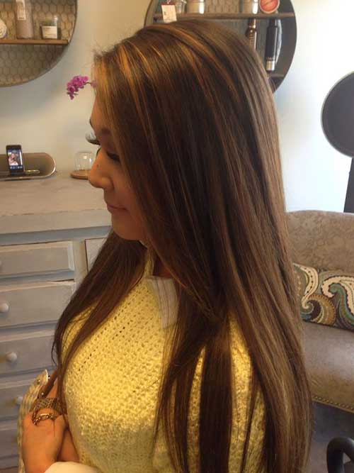 Long Brown Hairstyles-10