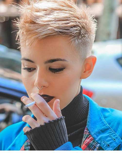 Pixie Cut Hairstyles-12