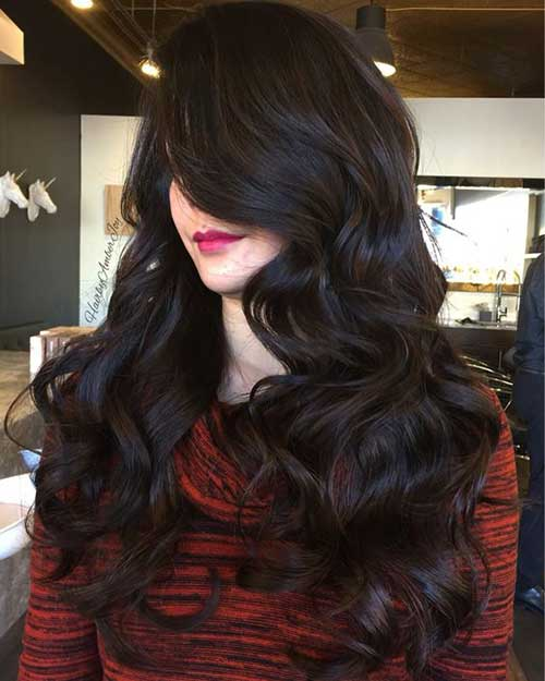 Long Brown Hairstyles-13