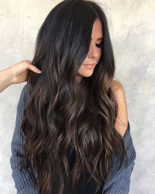 Long Brown Hairstyles-17