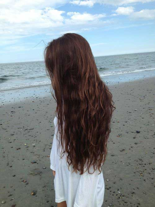 Long Brown Hairstyles-20