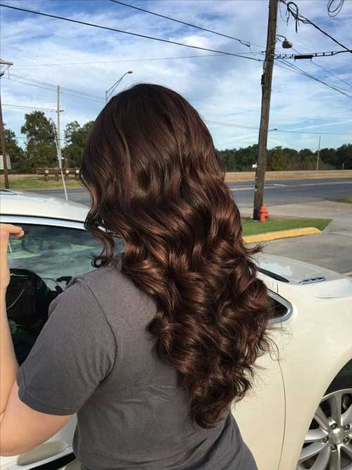 Long Brown Hairstyles-8