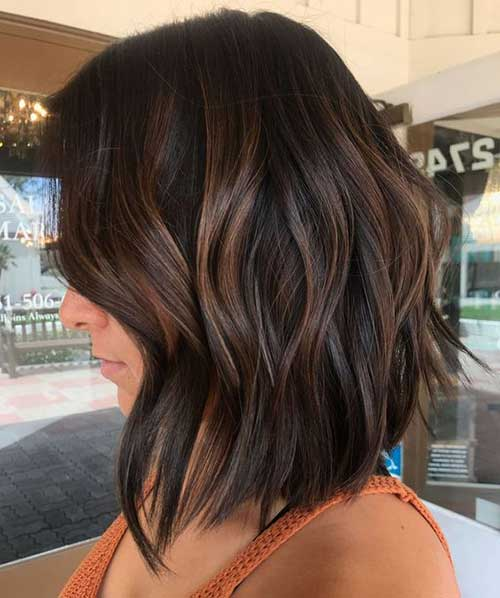 Medium Layered Hairstyles-8