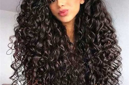 15 Curly Hair Style for Ladies 2019
