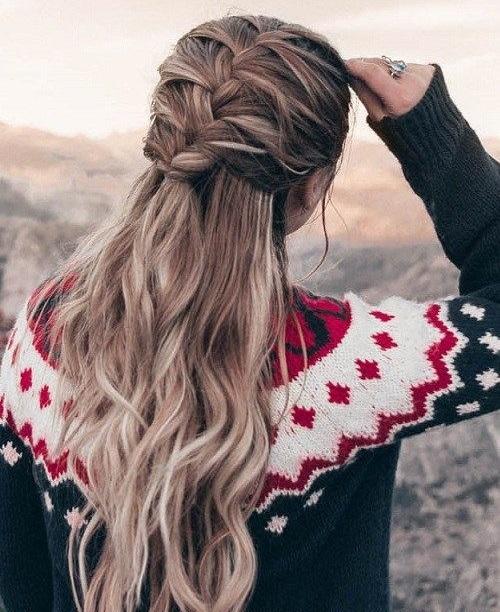 Best 20 Cute Hairstyles for Long Hair