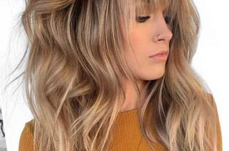 20 Alternative Haircuts with Bangs