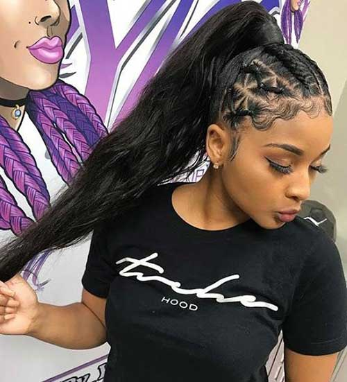 15 Pretty Hairstyles for Black Women