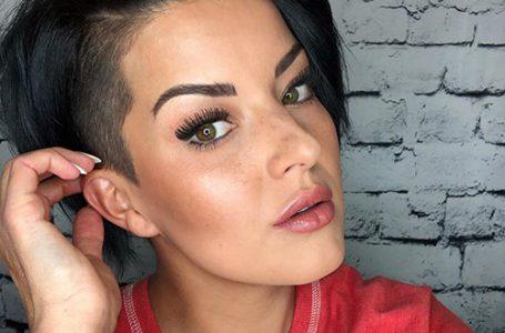 20 Amazing Short Hair Shaved Sides Female