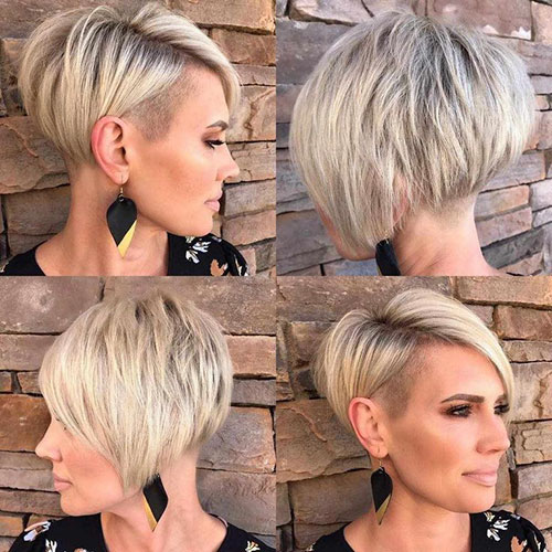 Short Pixie Bob Hairstyles