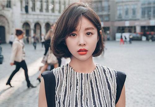 Korean Short Hair