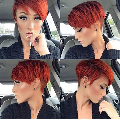 Punk Pixie Hair Pictures
