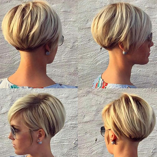 Short Bob Pixie Cut